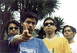 The Eraserheads